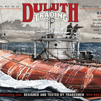 "Duluth Trading Company: ""Whaleback"""