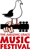 Amazing Grace Music Festival logo