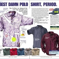 Duluth Trading Co. Polo Shirt Spread