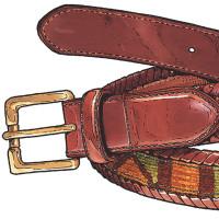 Duluth Trading Company: Belt