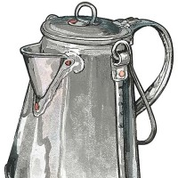 Frost River: Stainless Coffee Pot