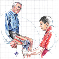 Physical Therapy Illustration