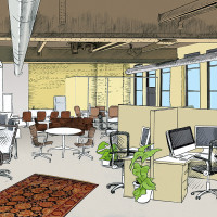 Proposed CoLab Office