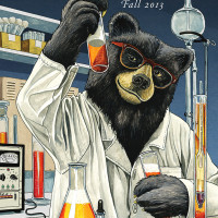 "William's Brewing: ""Scientist Bear"""