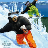 """William's Brewing: """"Bears Riding"""""""