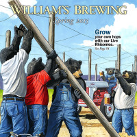 "William's Brewing: ""Bears At the Hops Farm"""