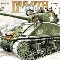 """Duluth Trading Company:  """"Bastogne"""""""