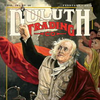 "Duluth Trading Company: ""Ben Franklin"""