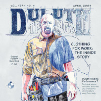"Duluth Trading Company: ""Technical Tradesman"""