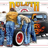 "Duluth Trading Company: ""Hotrod"""