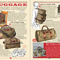 Frost River: 2015 Catalog Page Spread