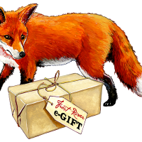 "Frost River: ""Fox and a Box"""