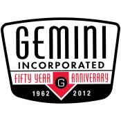 Gemini 50th Anniversary logo