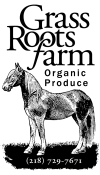 Grass Roots Farm logo