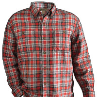 Duluth Trading Company: Long-sleeve Plaid Work Shirt