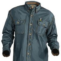 Duluth Trading Company: Long-sleeve Work Shirt