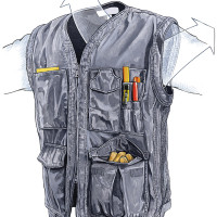 Duluth Trading Company:  Summer Work Vest