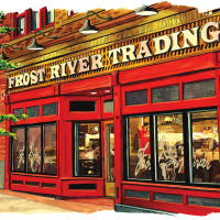 "Frost River: ""Storefront"""