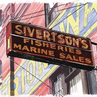 Sivertson Fisheries Sign