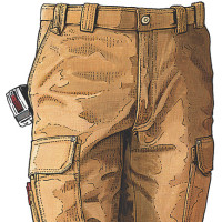 Duluth Trading Company: Original Firehose Pants