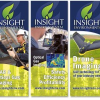 Insight Environmental Banners