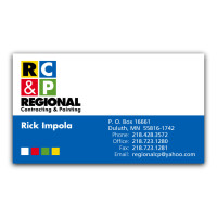 RC&P Business Card