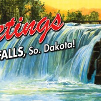 Sioux Falls Greeting Card