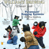 "William's Brewing: ""Snowball Fight"""