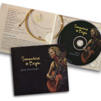 "Sara Thomson ""Somewhere to Begin"" CD"