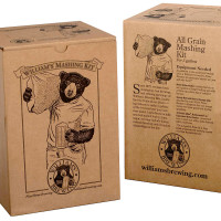 Williams Brewing Mashing Kit packaging