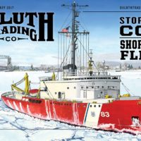 "Duluth Trading Company ""Coast guard Cutter Mackinaw """
