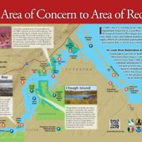 St. Louis River Interpretive Panel: Areas of Concern