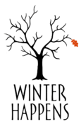 Winter Happens Logo