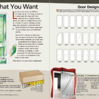 STILEChoice Door Page Spread
