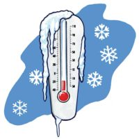 Cold Temp Thermometer