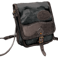 Frost River Field Satchel in Heritage Black
