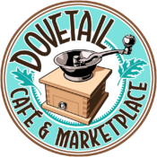 Dovetail Café & Marketplace Logo