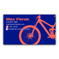 Max Fierek Business Card