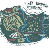 Last Runner Standing Map