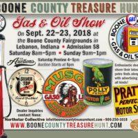 Boone County Treasure Hunt